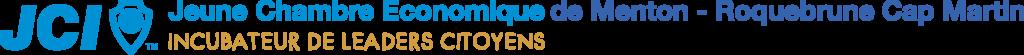 Logo de la Jeune Chambre Economique de Menton Roquebrune-Cap-Martin