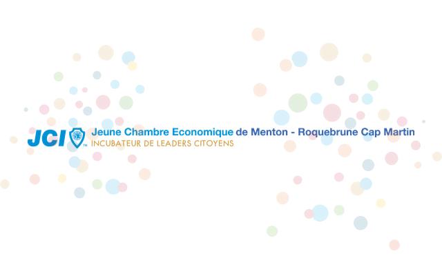 Vignette du Logo de la Jeune Chambre Economique de Menton Roquebrune-Cap-Martin