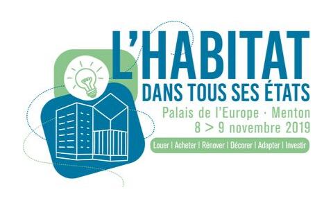 """Vignette du logo """"L'habitat dans tous ses états"""""""